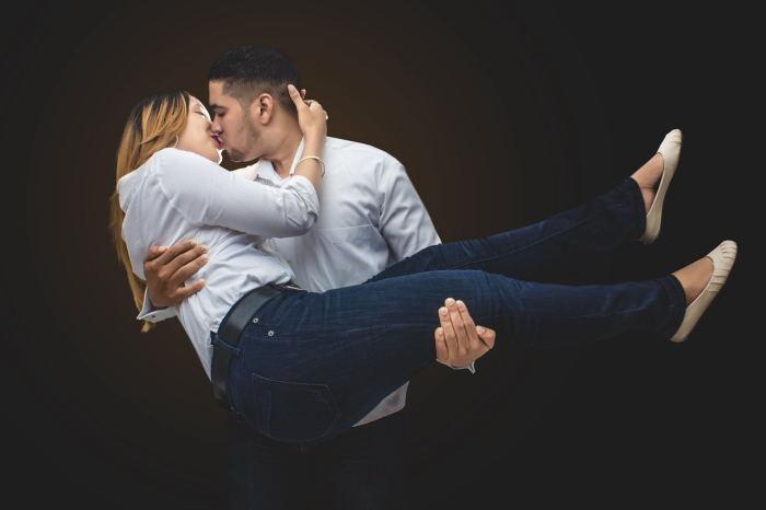tomar a la novia en brazos