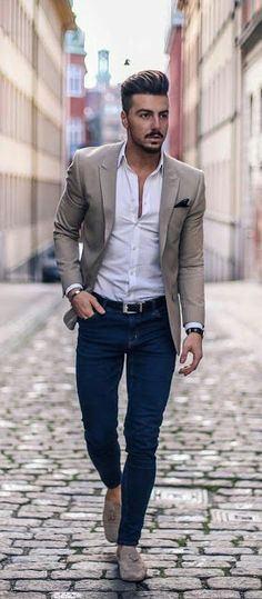 Outfit formal para la primera cita hombre