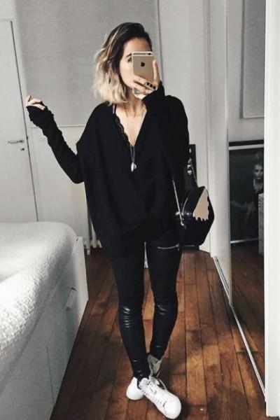 outfit si tu cita es en un café