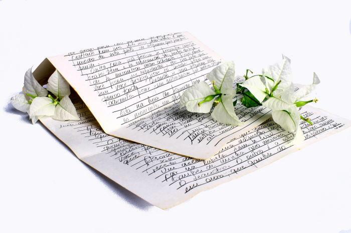 Cartas de amor a mi novio
