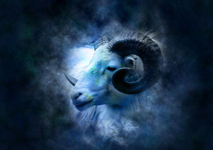 Ascendentes y descendentes para el signo Aries